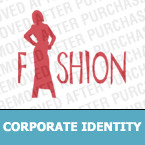 Fashion Corporate Identity Template