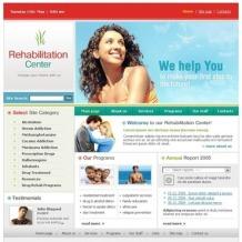 Rehabilitation SWiSH Template