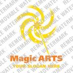 Art Web Logo Template