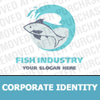 Fish Corporate Identity Template