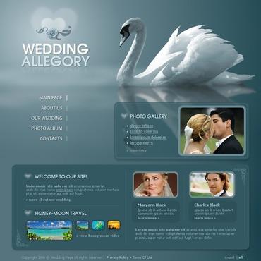 Wedding SWiSH Template