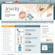 Jewelry ZenCart Template