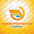 Transportation Logo Template