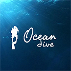 Diving Flash Intro Template