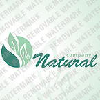 Herbal Logo Template