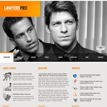 Lawyer Turnkey Website 1.0