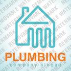 Plumbing Logo Template