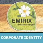 Construction Company Corporate Identity Template
