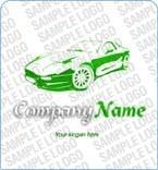 Car Dealer Logo Template