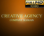 Advertising Agency After Effects Logo Reveal