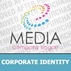 Media Corporate Identity Template