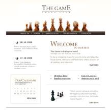 Chess Turnkey Website 2.0