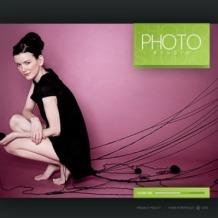 Photo Studio Flash Template