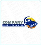 Car Dealer Logo Template