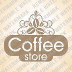 Coffee Shop Logo Template