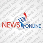 News Portal Logo Template