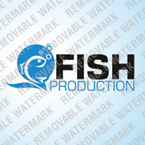 Fishing Logo Template