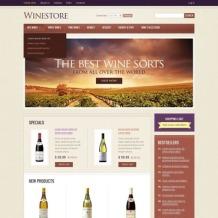 Winery VirtueMart Template