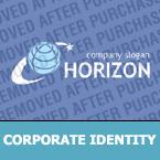 Transportation Corporate Identity Template