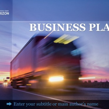 Transportation PowerPoint Template