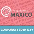 Business Corporate Identity Template #36544