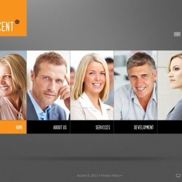 Business Flash Template #36584