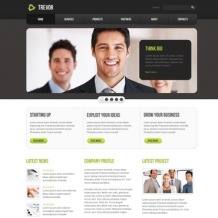 Consulting Facebook Flash Template