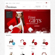 Christmas PrestaShop Theme