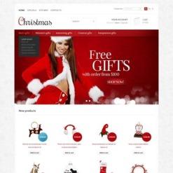 Christmas PrestaShop Theme
