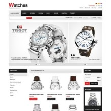 Watches Facebook Flash Template