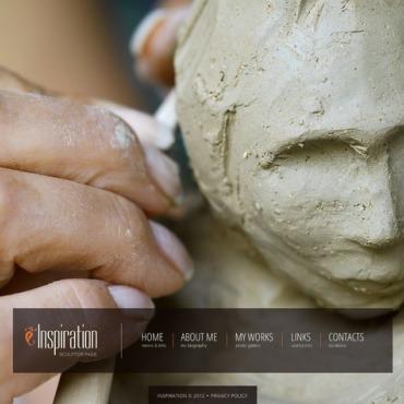 Crafts Website Template