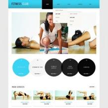 Fitness WordPress Theme
