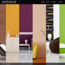 Interior Design Flash Template