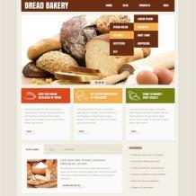 Bakery Joomla Template