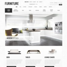 Furniture OsCommerce Template