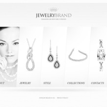 Jewelry Flash Template
