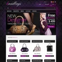 Handbag OsCommerce Template