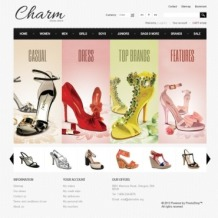 Shoe Store PrestaShop Theme