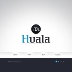 Designer Portfolio Facebook HTML CMS Template