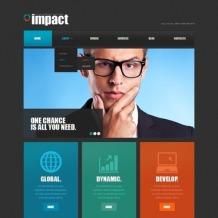 Marketing Agency Responsive Joomla Template