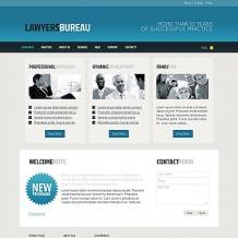 Lawyer Moto CMS HTML Template