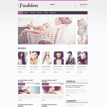 Apparel Responsive WordPress Theme