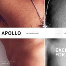 Beauty Salon Website Template