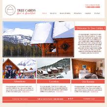 Hotels Wix Website Template