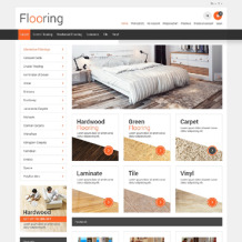 Flooring Responsive OpenCart Template