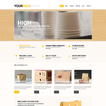 Maintenance Services Responsive WordPress Theme #48784