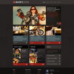BBQ Restaurant WordPress Theme