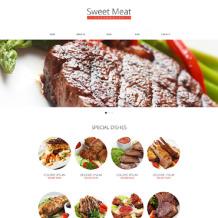 Steakhouse Drupal Template