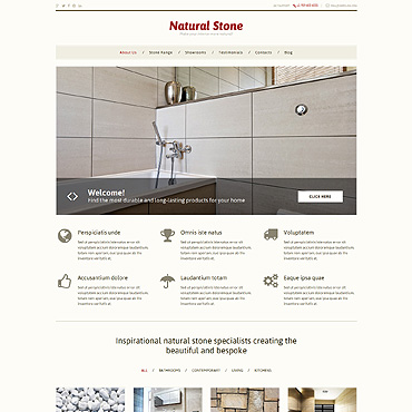 Flooring Responsive WordPress Theme