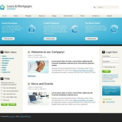 Mortgage PSD Template
